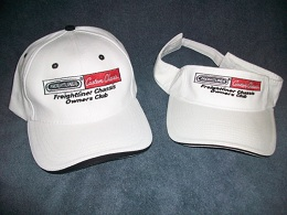 Club Hat and Visor