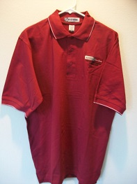 Men's Crimson Shirt