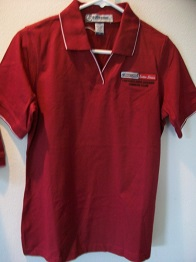 Women's Crimson Shirt