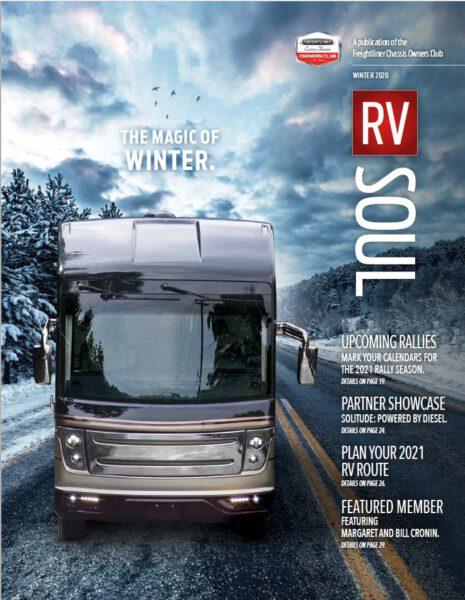 Click Here for Winter RV Soul Magazine